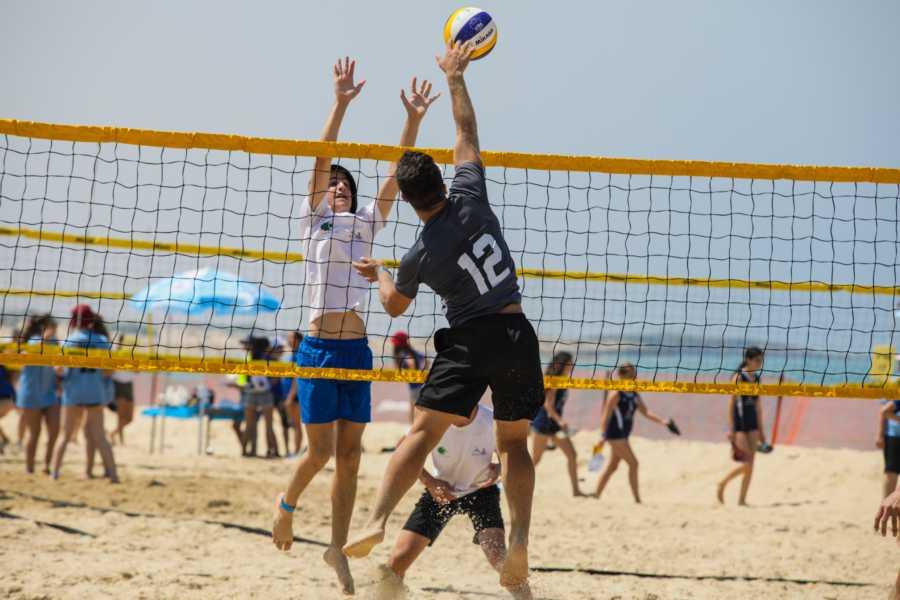 אליפות כדורעף חופים 2019